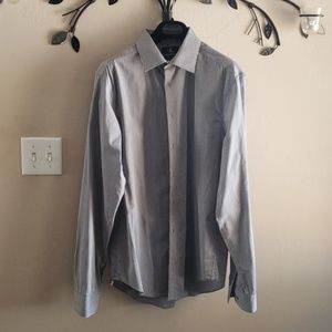 👔Calvin Klein👔Slim-fit /Non-iron Dress shirt